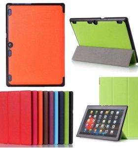 Smart Cover для Lenovo Tab 2 A10-30 10.1 кожа