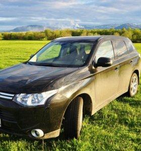 Mitsubishi Outlander Instyle 2.0 CVT 4WD