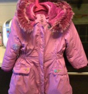 Куртка пальто Deux Par deux
