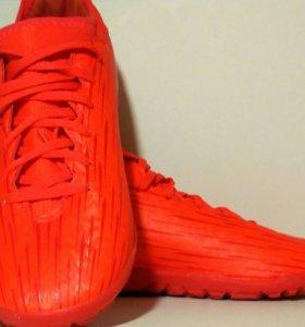"""Кроссовки """"Adidas X-TECHFIT"""" (Красные)"""