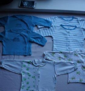 Одежда на 3-6 месяцев,ползунки,штанишки,кофточки