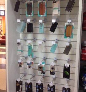 Силиконовые чехлы iPhone 7 plus