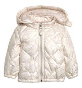 Новая курточка H&M