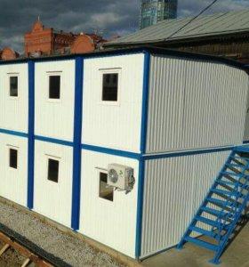 Модульное торговое/офисное/складское помещение