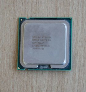 Процессор Intel core 2 duo E4600 2.40GHz