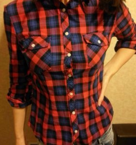 Модная рубашка размер 44-46