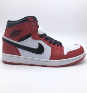 Nike Air Jordan1 retro красные