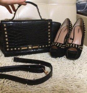 Сумка и обувь