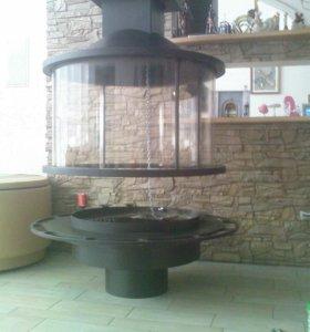 Камин печи дымоходы барбекю банные печи