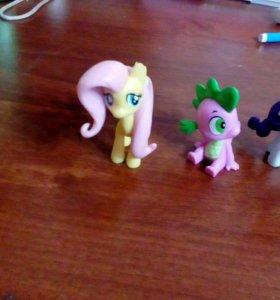 My littl pony игрушка 1 штука