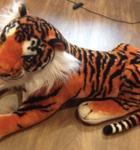 "Мягкая игрушка ""Тигр"" б/у"