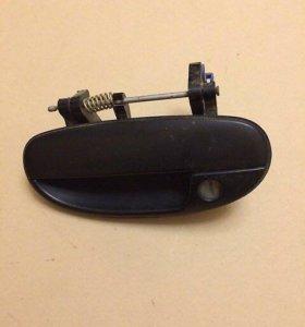 Передняя левая ручка двери Шевроле Ланос