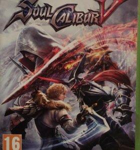 Xbox 360 SoulCalibur V