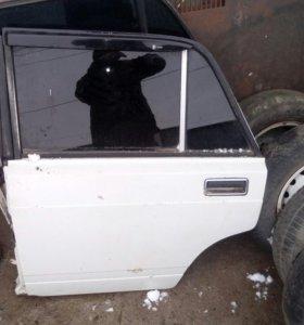 Двери задние ВАЗ 2107