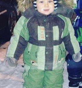 Зимний костюм Bilemi