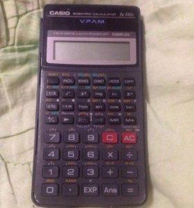 Инженерный калькулятор Casio fx-570s