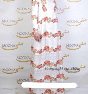 Длинное платье в пол Moona
