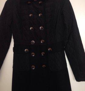 Модное молодежное пальто