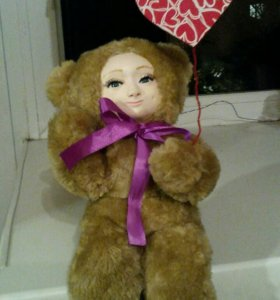 Куколка- мишка