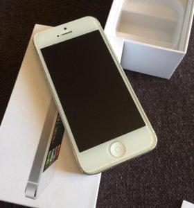 Продам айфон 5, 16Gb