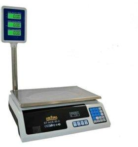 Электронные вессы ACS-30 до 30 кг