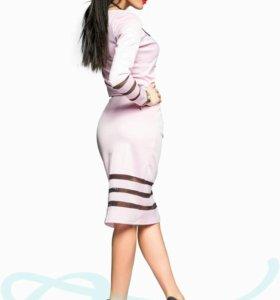 Костюм платье М