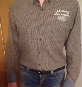 Рубашка Colins (состояние отличное)покупал за 2800