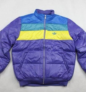 Пуховик Adidas оригинал