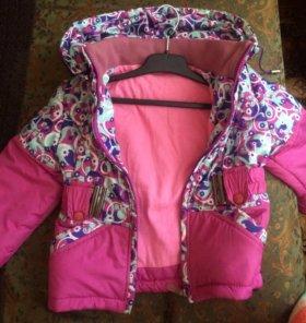 Весенняя куртка 2-3 года