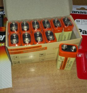 Батарейки крона