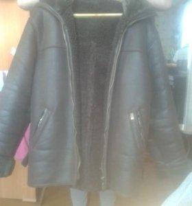 Куртка зимняя торг
