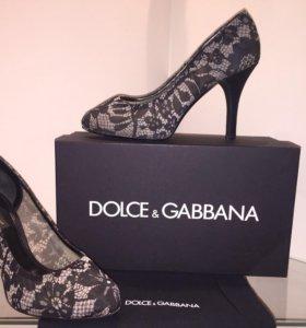 Туфли Dolce&Gabbana(оригинал)