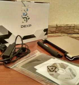 Ноутбук Dexp Athena T100