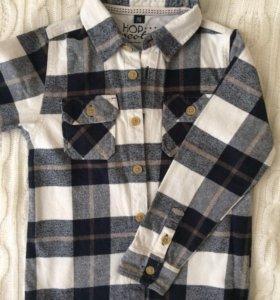 Стильная рубашка р.116