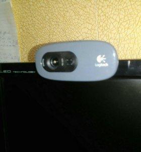 Вебкамера logitech c270