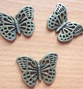 Фурнитура Бабочки