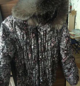 куртка для беременных (слингокуртка)