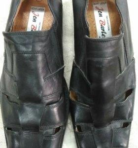 Большие размеры! Распродаю кожаную обувь.