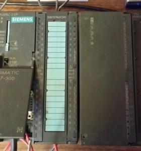 Продаю Siemens CPU313C-2DP, FM350-2, PC USB ADAPT.