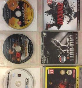 Продам диски на ps3 или обмен