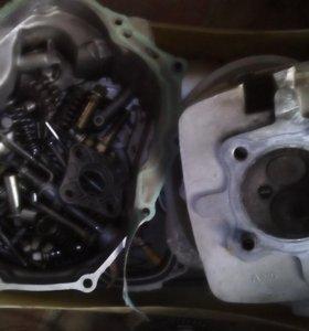 Двигатель в разборе!!!