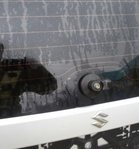 Мотор дворникав 5 двери сузуки Лиана