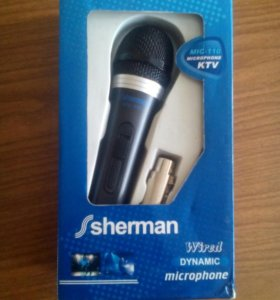 Sherman MIC -110