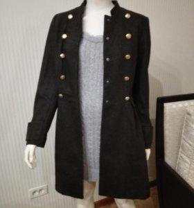 Новое пальто Hm 42-44
