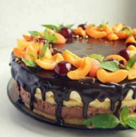 Торт, капкейки, кейкпопсы, пряники