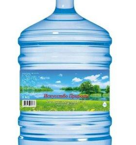 Вода Искусство природы