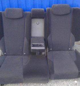 Продам задний диван Hyundai Tucson