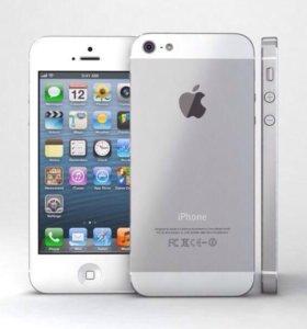 Apple iPhone 5 16 Гб White Продажа|Обмен