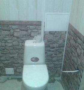 Ремонт ванных под ключ