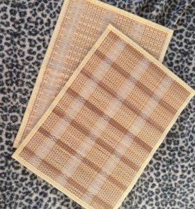 Интерьерные коврики-подставки